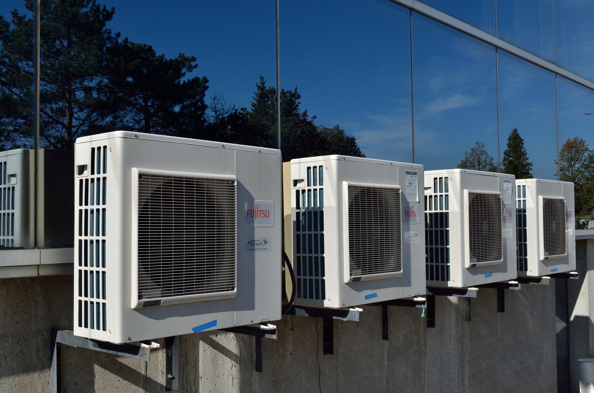 Outdoorunits airconditioning | De Wilde Koeltechniek | Tiel
